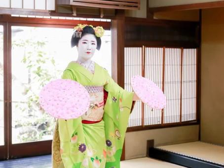 Maiko Show di Yumeyakata Oike