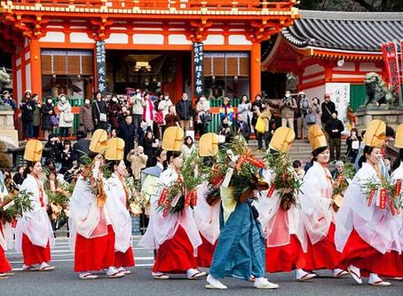 Kimono sebagai Seragam Kerja