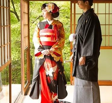 Kimono Pengantin~