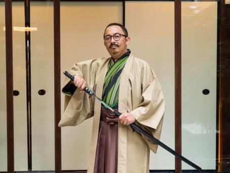 Kyoto Samura Experience x Yumeyakata