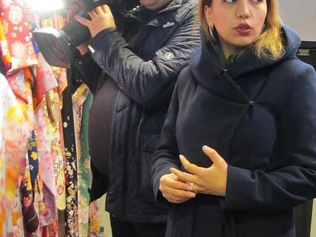 Yumeyakata Masuk TV Rusia~~~