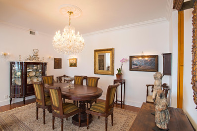 Seperate Dining Room