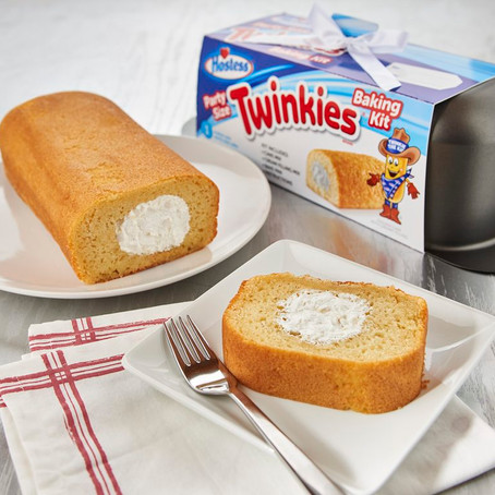 Twinkie Baking Kit!