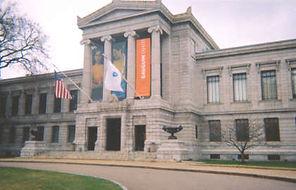 ボストン美術館外観