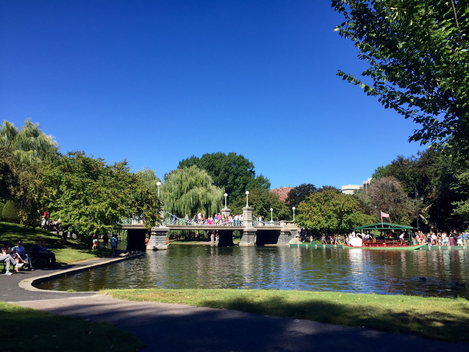 パブリックガーデン Public Garden