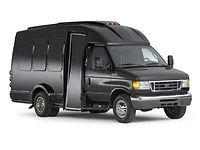 送迎車両例 - デラックスミニバス