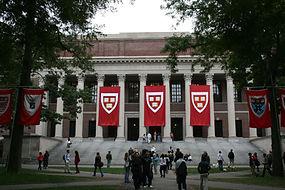 ボストン・ハーバード大学画像