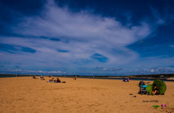 Palmyre plage