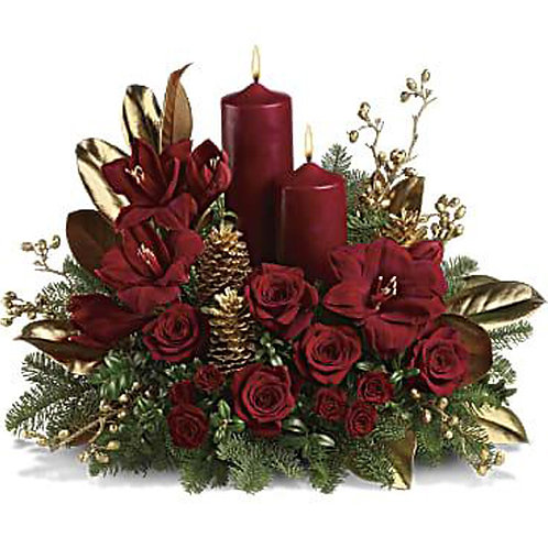 Passionate Beauty Centerpiece