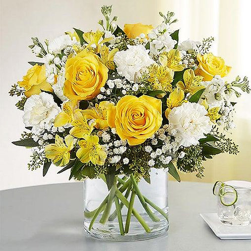 Bright as the Sun Bouquet