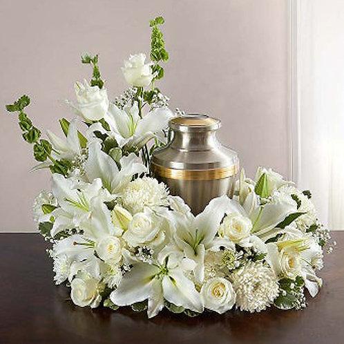 At Peace Urn Arrangement