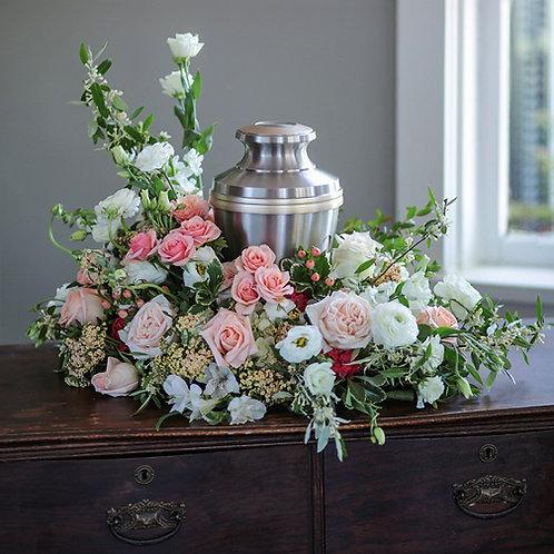 Sweetest Urn Arrangement