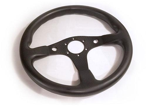 Carbon Fiber Wheel Matte Finish