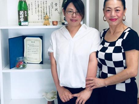 甲賀の地酒と信楽焼の女子の会 笑四季編