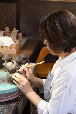 ceramicist junko