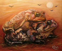 Tantric Toads