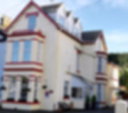 Redlands Guest House on New Road in Brixham in early 2016
