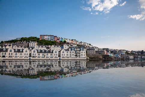 Brixham in Devon