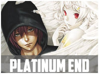 Platinum End Scan ITA, JJT, Download Manga, Scan italiano, Anime ITA, Juin Jutsu Team