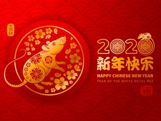 Horóscopo chino 2020 ¡El año de la rata!
