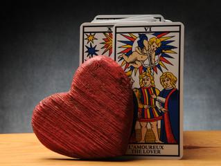 El tarot del amor: ¡Tu futuro amoroso a tu alcance!