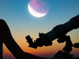 Los eclipses lunares de este mes