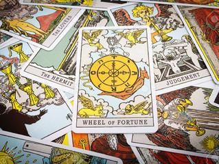 Tarot sin gabinete: ¡Una lectura del tarot en confianza!