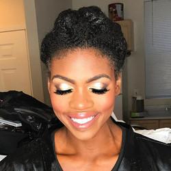 Seattle Black Makeup Artist