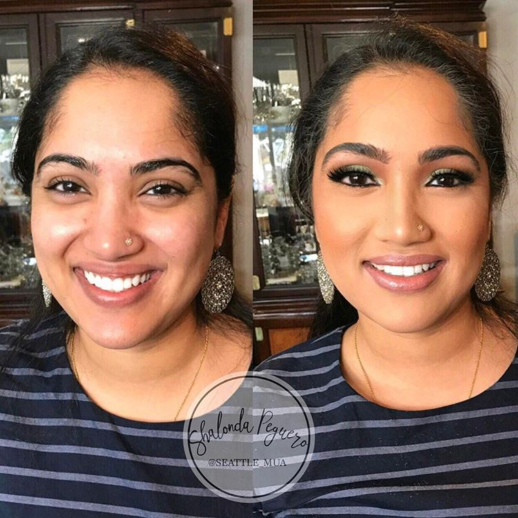 Seattle Makeup Artist | Shalonda Peg