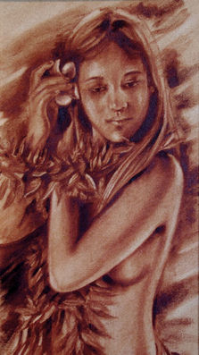 Waine with plumeria