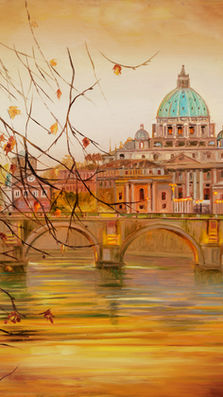 autunno in Roma