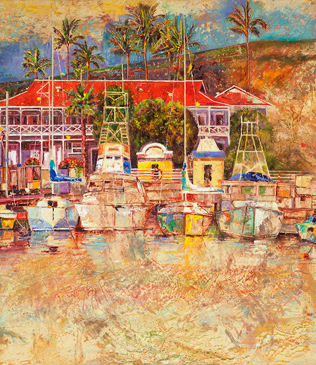 Colors of Lahaina