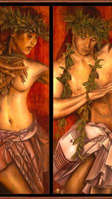 Leolua Hawaiian Duet
