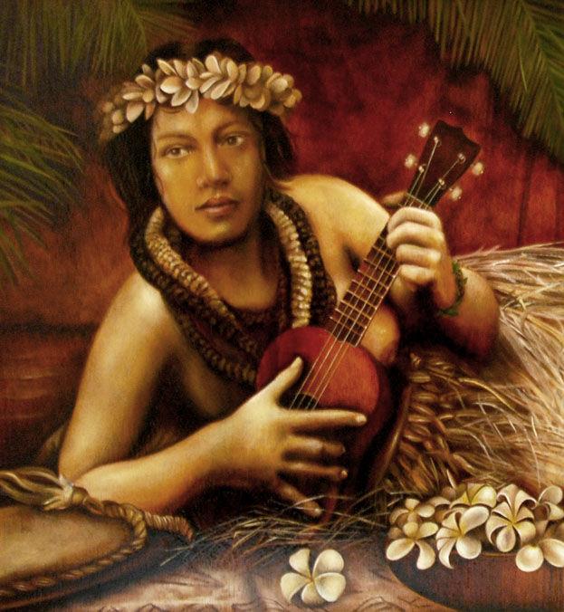 Hawaiian Grace