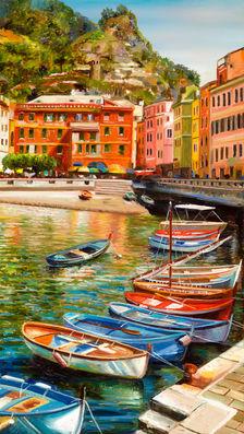 color in Vernizza