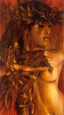 Godess of Hula