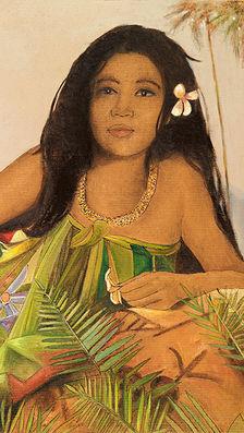 Wailea Goddess