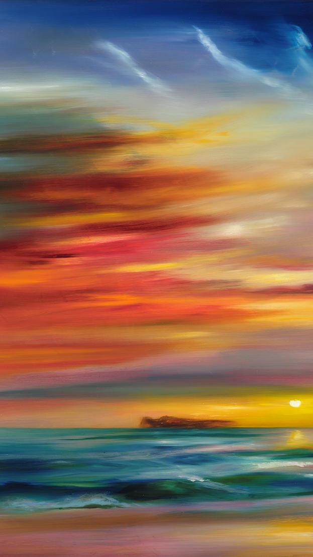 Wailea-Sunset