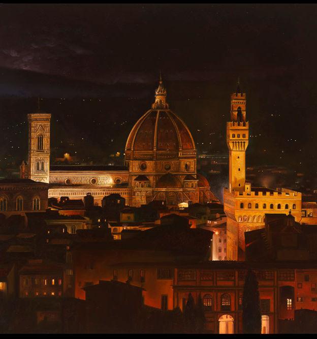 Florence a Night