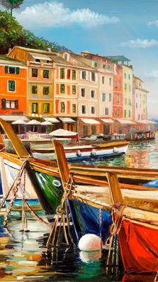 colori in Portofino