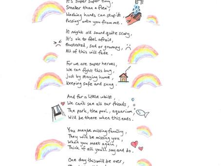 Lockdown 2020 - A Poem for Children