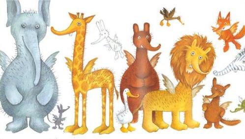 Libro para niños bilingües español alemán