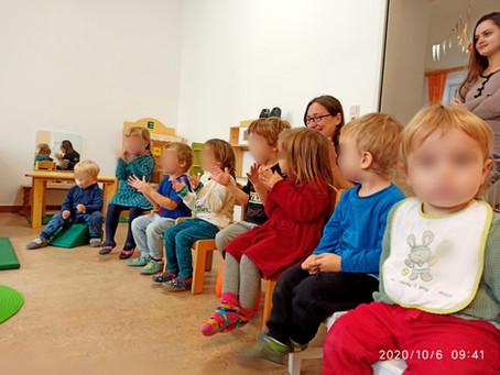 Teatro infantil para nuestro jardín de infancia bilingüe