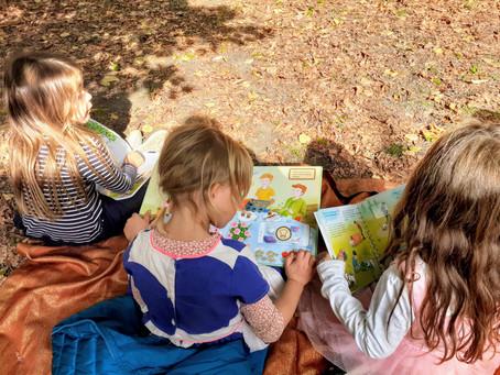 Recomendaciones de libros para niños bilingües español alemán