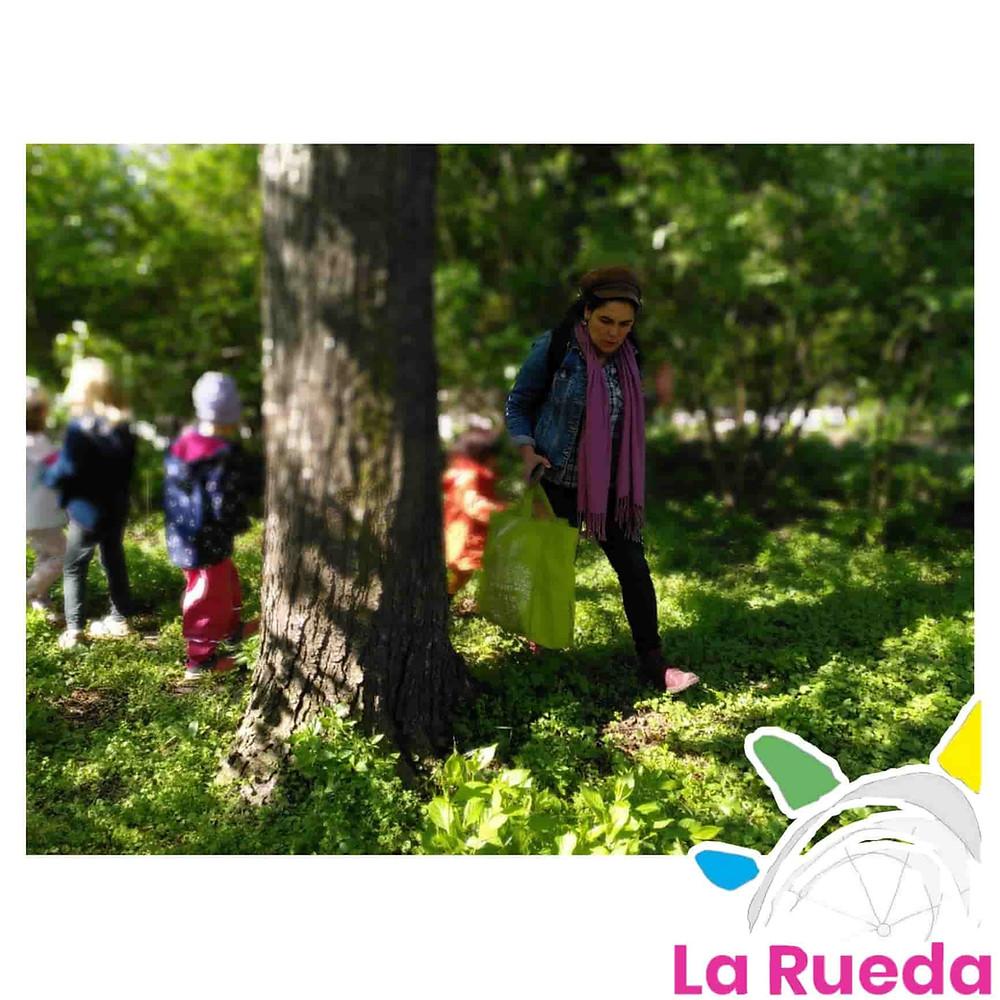 Workshops medioambientales en Viena