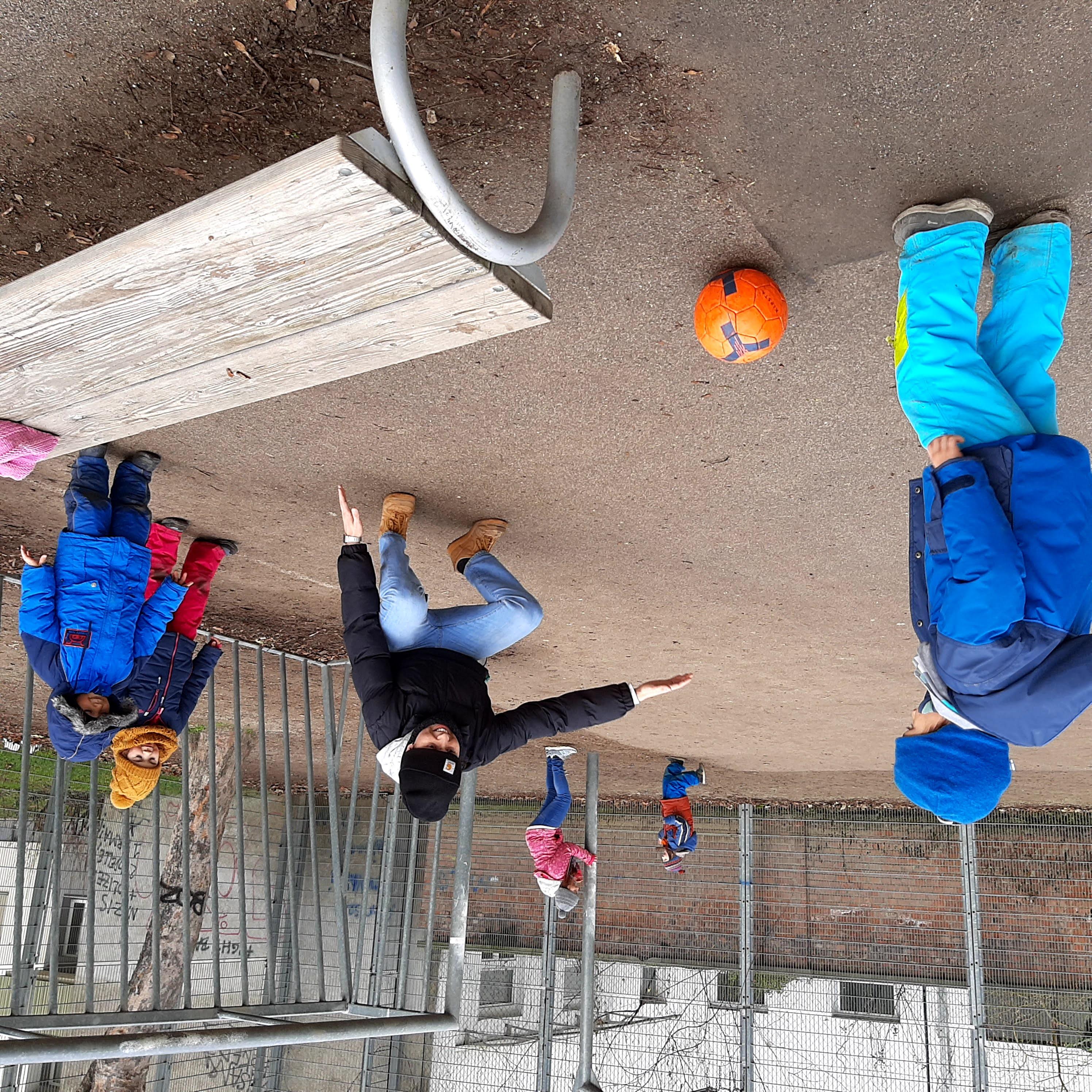 Fussball Kindergarten Wien