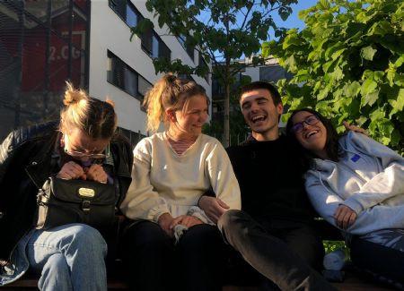 Mi experiencia como voluntaria en Viena