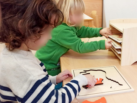 Materiales Montessori, ¿Cuáles elijo y cuantos debería tener?