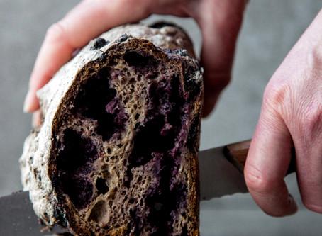 Koden til glutenfrit brød med lufthuller