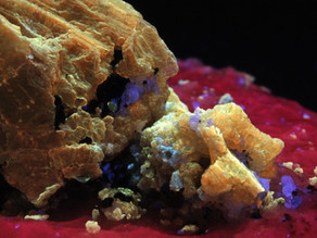 Phlogopite, Afghanite, Calcite, Unknowns...a different point of view